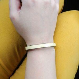 Kate Spade Make Me Blush Hinged Bangle Bracelet